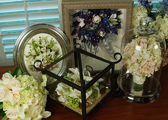 Custom Wedding And Special Event Flower Preservation