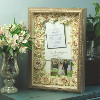 Wedding Flower And Bouquet Preservation And Keepsake Gallery