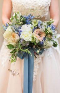 1950s Style bouquet
